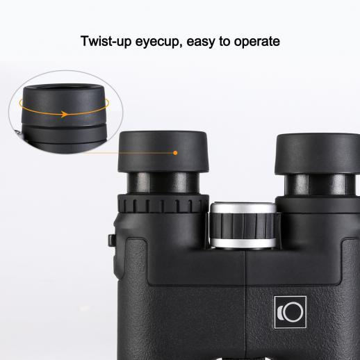 HD 8 X 32 Binocular for Outdoor Watching
