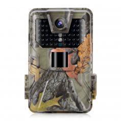 36MP/2.7K/0.3s Trigger Trail Camera HD Outdoor Game Camera Waterproof Hunting Infrared Night Vision Camera HC-900A