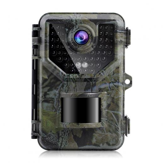 K&F HB-E2 Hunting Camera Scouting Camera Wild View 1080P 16MP HD PIR Motion Night Vision Camera