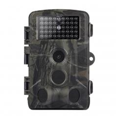 Trail Camera H-802A Army Green 20MP/0.3s Start, 3 PIR HD Outdoor Waterproof Hunting Infrared Night Vision Camera