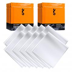 K&F Concept Cleaning Cloths Dust-free Cleaning Cloths, 14*14cm, 10 pack