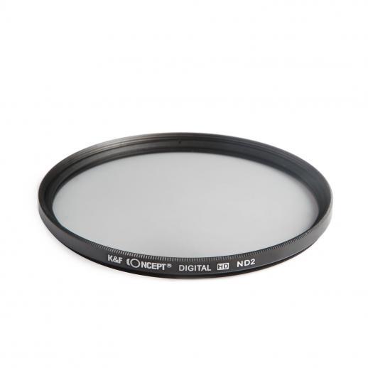 62mm Filter Set (ND2, ND4, ND8)
