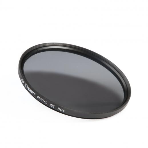 77mm Filter Set (ND2, ND4, ND8)