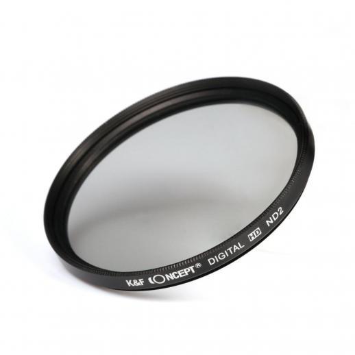 52mm Filter Set (ND2, ND4, ND8)