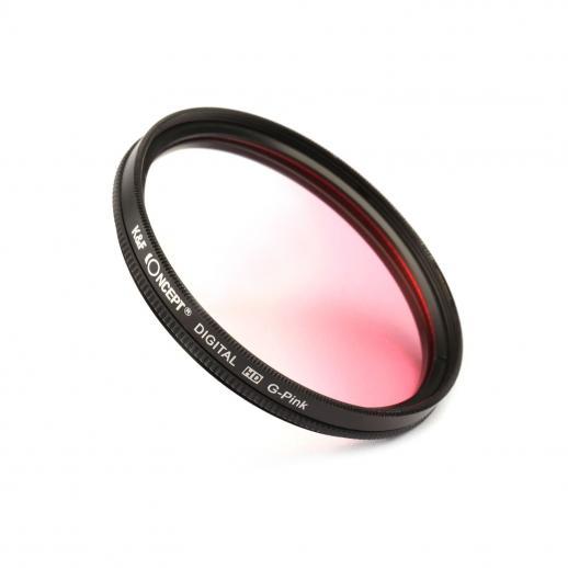 77mm Filter Set (Graduated Orange, Blue, Grey, Red, Purple, Green, Pink, Brown, Yellow)