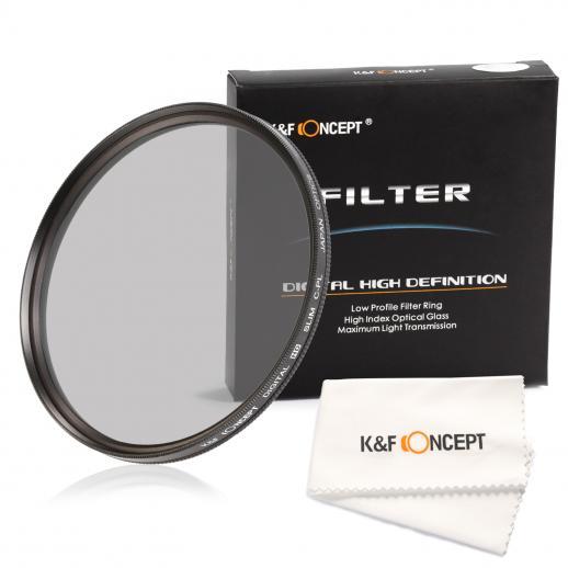 67mm HD Circular Polarizing CPL Filter