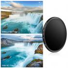 37mm ND2 to ND400 Variable Neutral Density ND Filter