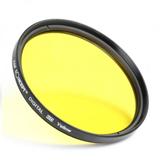 67mm Color Filter Set (Orange, Blue, Grey, Red, Green, Brown, Yellow, Purple, Pink)