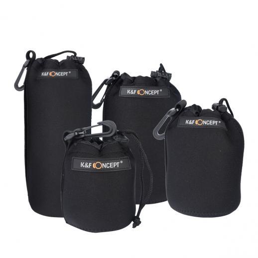Bolsa de bolsa de bolsa de neoprene macia (SML XL)