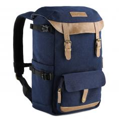 Fashion DSLR Camera Backpack for Travel Outdoor Photography fit Canon Nikon 25*16*40