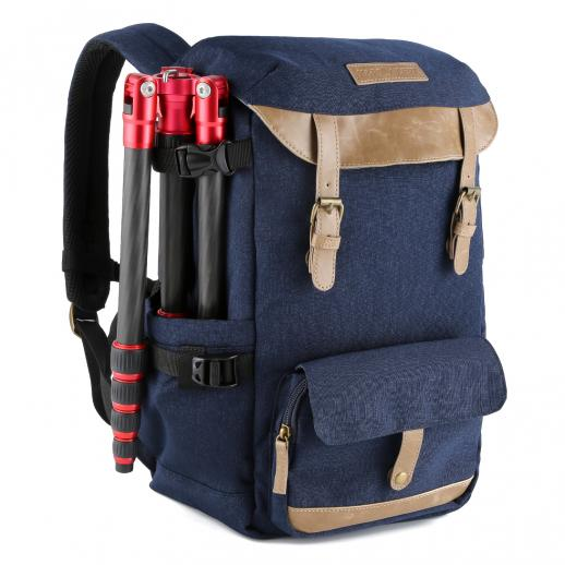Fashion DSLR Camera Backpack for Travel Outdoor Photography 25*16*40cm